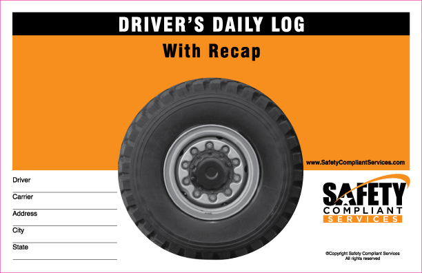 Drivers Daily Log