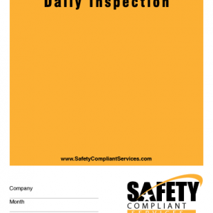 Daily Inspection